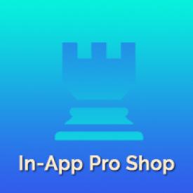 In-App Pro Shop